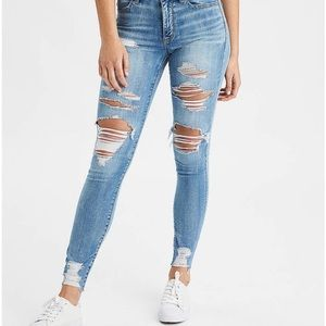 AE High Waisted Jeggings👖